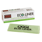 Oggi Eco-Liner Compostable Liner Bag, Set of 40