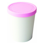 Tovolo Sweet Treats Pink Ice Cream Tub