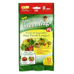 Debbie Meyer 10 Piece Large 1 Gallon GreenBags Set