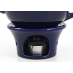 Metropolitan Tea Royal Blue Ceramic Teapot Warmer