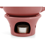Metropolitan Tea Pink Ceramic Teapot Warmer