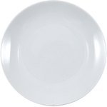 HIC Harold Import Co Coupe White Porcelain 6.5 Inch Bread and Butter Plate, Set of 6