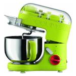 Bodum Bistro Green Electric 160 Ounce Tilt-Head Stand Mixer