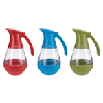 Trudeau Assorted Color 19 Ounce Syrup Dispenser