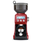 Breville Smart Grinder Pro Cranberry Red Die-Cast Metal Conical Burr Coffee Grinder