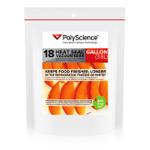 Polyscience 11 x 16 Inch Heat Seal Vacuum Bag, Set of 18