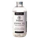 JK Adams 8 Ounce Mineral Oil Wood Conditioner Bottle