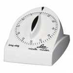 Lux White 60 Minute Extended Ring Timer