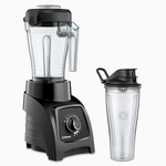 Vitamix S50 Black 40 Ounce Blender with 20 Ounce Travel Cup