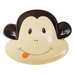 Mainstays Monkey Resin Bathroom Soap Dish