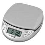 Escali Pico Silver Gray Digital Scale