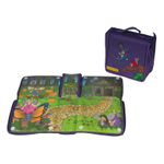 Constructive Eating Garden Fairy Transforming Lunch Tote