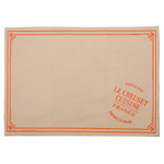 Le Creuset Heritage Flame Linen Place Mat, Set of 2