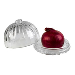 Artland Glass 4.25 Inch Veggie Keeper