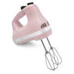 KitchenAid KHM512PK Ultra Power Pink 5-Speed Hand Mixer