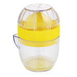 Trudeau Yellow or Green Assorted Color 1/2 Cup Citrus Juicer