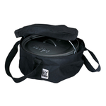 Lodge Boy Scout Camp Black Dutch Oven Tote Bag