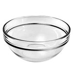 Luminarc Glass 5.5 Inch Stackable Round Bowl