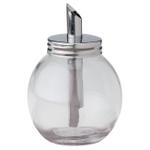 HIC Harold Import Co Glass 7 Ounce Sugar Dispenser