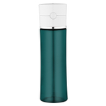 Thermos Sipp Teal Body Eastman Tritan 22 Ounce Hydration Bottle with White Lid