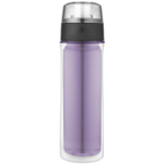 Thermos Purple Eastman Tritan Double Wall 18 Ounce Hydration Bottle