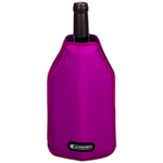 Le Creuset Shiny Purple Wine Bottle Cooler Sleeve