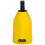 Le Creuset Shiny Yellow Wine Bottle Cooler Sleeve