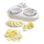 Norpo White 3 In 1 Multi Egg Slicer