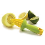 Norpro Silicone Citrus Reamer with Cover and Strainer