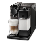 DeLonghi Nespresso Lattissima Touch Matte Black Combination Automatic Espresso and Cappuccino Machine