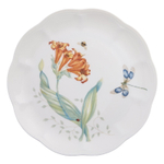 Lenox Butterfly Meadow Dragonfly Porcelain 9 Inch Accent Plate