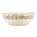 Lenox Holiday Large 10.75 Inch Bowl