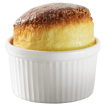 Revol French Classique White Porcelain 4.75 Ounce Souffle Dish