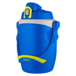 Thermos Blue Foam Insulated 64 Ounce Hydration Bottle