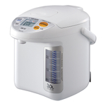 Zojirushi Micom Panorama White 101 Ounce Water Boiler and Warmer
