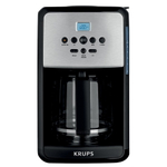 Krups Savoy Stainless Steel 12 Cup Coffee Maker