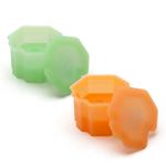 Mono 3-D Savanna Ice Silicone Elephant & Gorilla Ice Cube Mold Set