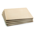 Outset Stone Personal Pizza Grill Tile, Set of 4