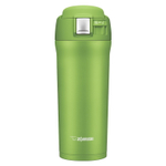 Zojirushi Lime Green Stainless Steel 16 Ounce Vacuum Insulated Travel Mug