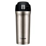 Zojirushi Brushed Stainless Steel 16 Ounce Vacuum Insulated Travel Mug