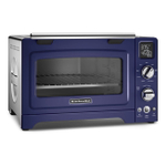 KitchenAid KCO275BU Cobalt Blue Digital Convection Oven