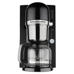 KitchenAid KCM0801OB Onyx Black Automated Pour Over 8 Cup Coffee Brewer