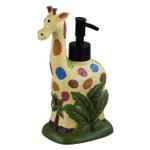 Saturday Knight Limited Safari Giraffe Lotion Pump