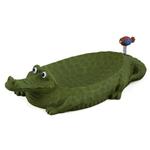 Saturday Knight Limited Safari Crocodile Soap Dish