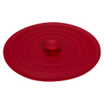 Le Creuset Cherry Silicone 8 Inch Cookware Lid