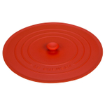 Le Creuset Flame Silicone 11 Inch Cookware Lid