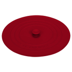 Le Creuset Cherry Silicone 11 Inch Cookware Lid