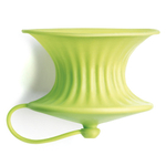 Lekue Green Platinum Silicone Lemon Press