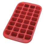 Lekue Red Gourmet Industrial Ice Cube Tray