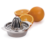 RSVP Endurance 18/8 Stainless Steel 12 Ounce Citrus Juicer
